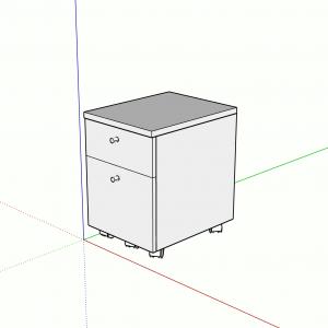 1 Cajon 1 Kardex 1