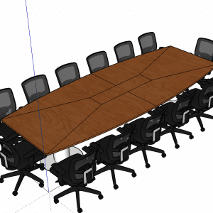 Mesa de reuniones 14 Personas