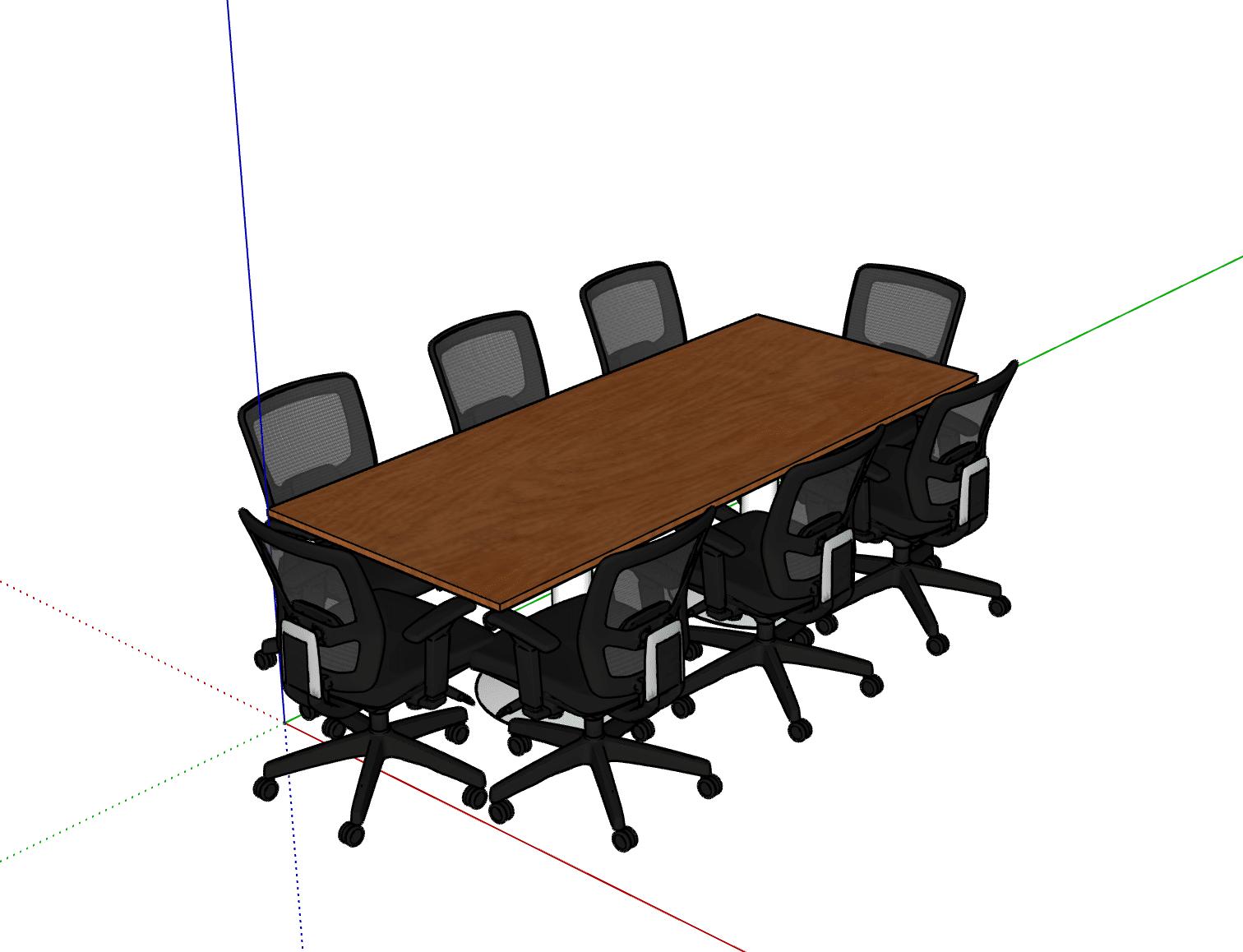 Mesa de reuniones 8 Personas
